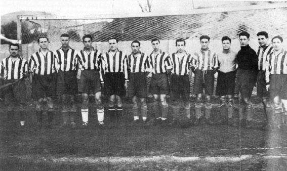 Euskalduna de Renteria 1934-35, Linazasoro, Zubiri.jpg